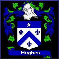 The Hughes Family Crest
